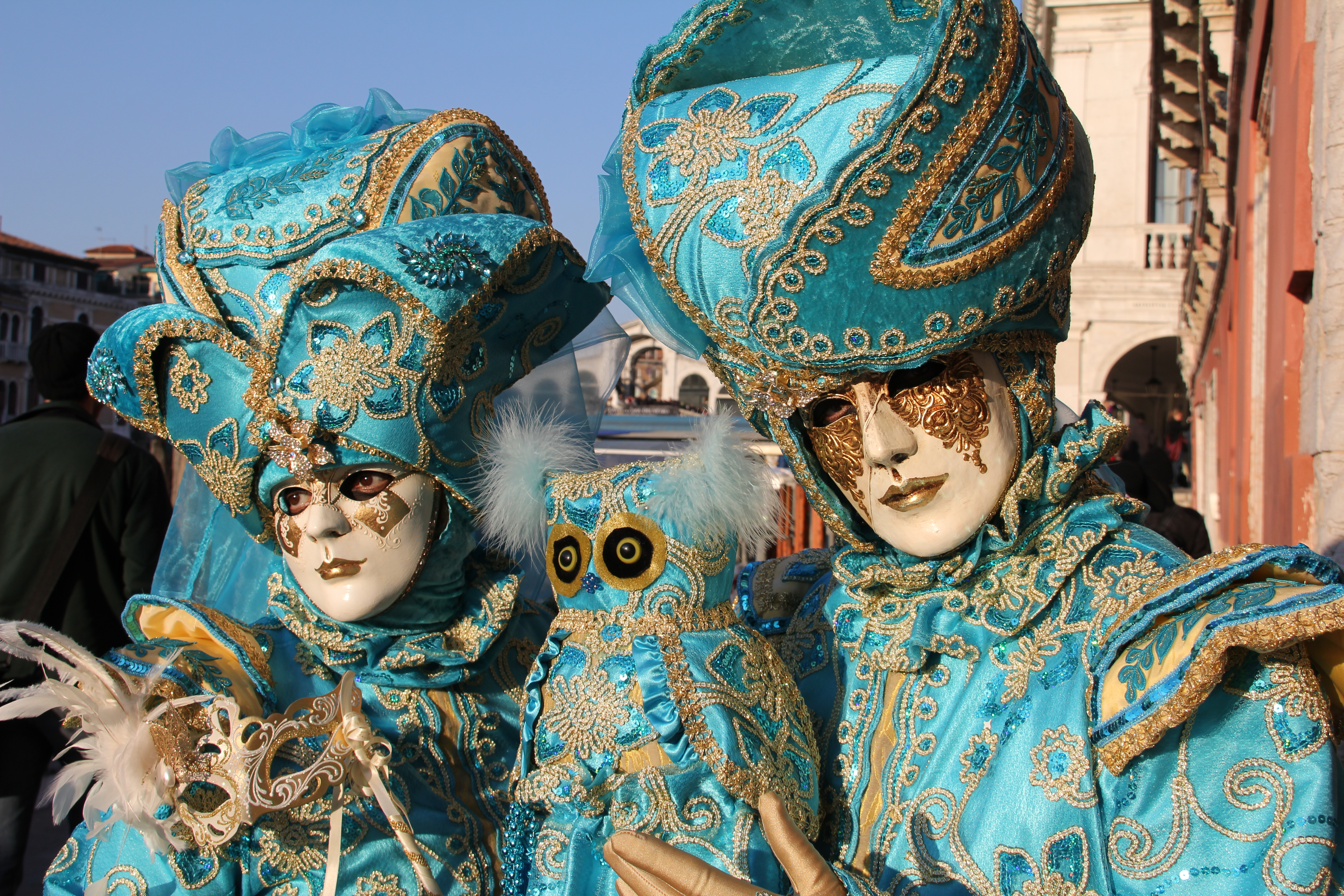 venice carnival The carnival of venice 2018: the most popular masked carnival of italy, venice carnival is a must-go annual event, boasting a long history learn more abou.