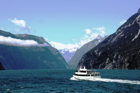 New Zealand's Extraordinary Fiordland (1/6)