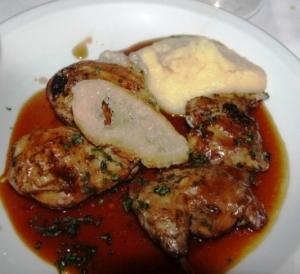 Partridge- a delicious delicacy.