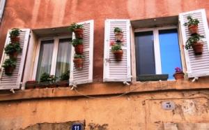 Facade in Le Panier