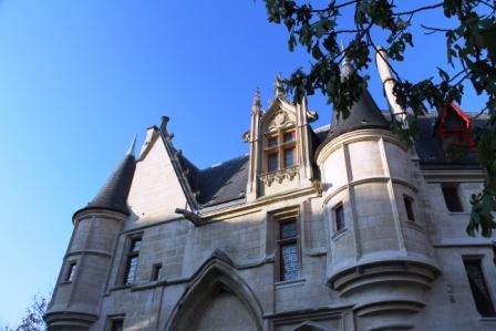 Hotel de Sens, Marais