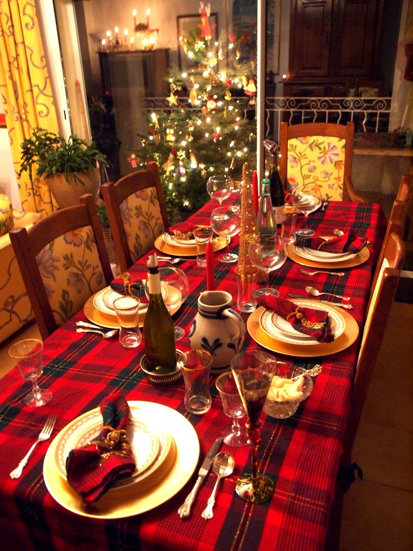 Christmas Reveillon Dinner Tales And Travel
