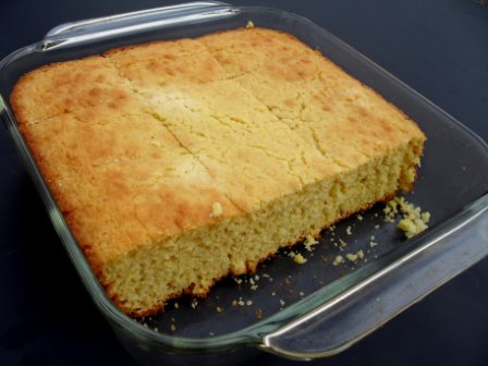 BORDERLAND CORN BREAD