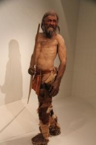 Recreation of Otzi