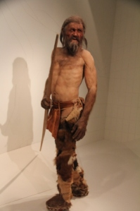Recreation of Otzi