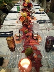 Carol's table