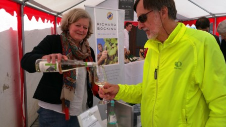 BB/VR gets a taste of Moselle wine.