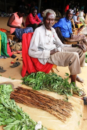 Tobacco also grows in Rwanda.