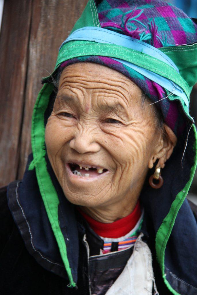 Huanggang villager